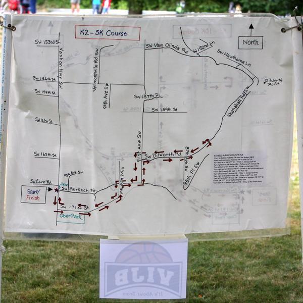 7671 Bill Burby 5k-10k race 2009