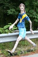 7680 Bill Burby 5k-10k race 2009