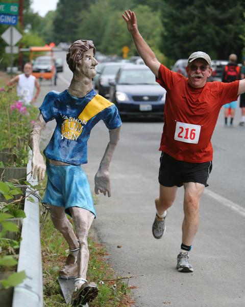 7681 Bill Burby 5k-10k race 2009