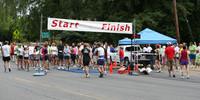 7691 Bill Burby 5k-10k race 2009