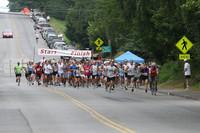 7696 Bill Burby 5k-10k race 2009