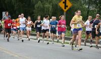 7702 Bill Burby 5k-10k race 2009