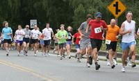 7703 Bill Burby 5k-10k race 2009