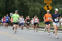 7705 Bill Burby 5k-10k race 2009