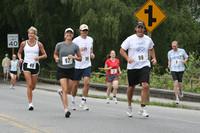 7708 Bill Burby 5k-10k race 2009