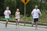 7711 Bill Burby 5k-10k race 2009