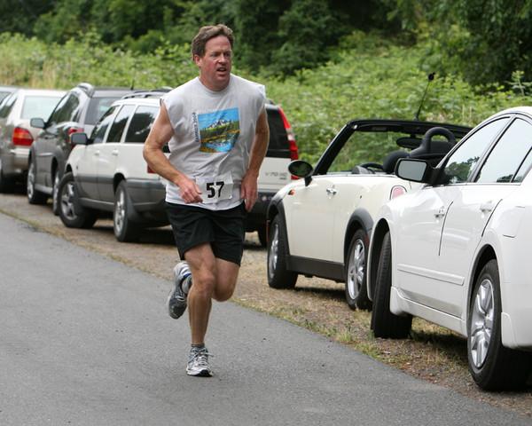 7729 Bill Burby 5k-10k race 2009