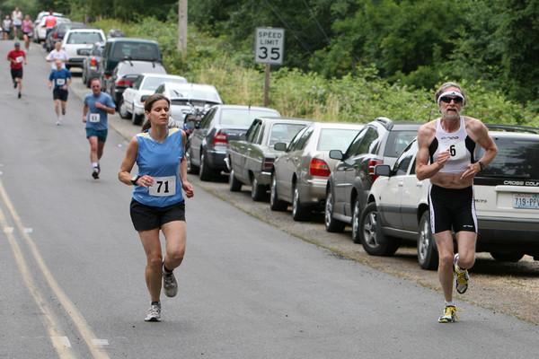 7733 Bill Burby 5k-10k race 2009