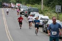 7735 Bill Burby 5k-10k race 2009