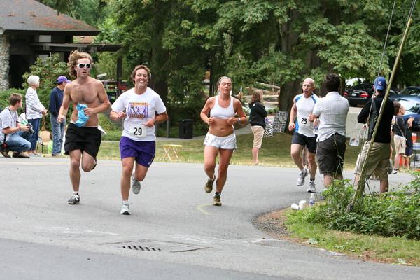 7740 Bill Burby 5k-10k race 2009