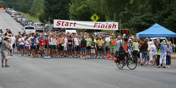7742 Bill Burby 5k-10k race 2009