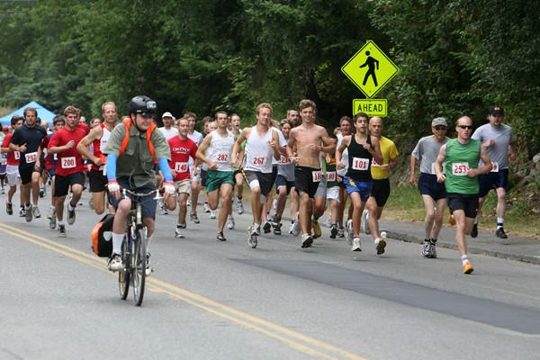 7750 Bill Burby 5k-10k race 2009