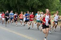 7754 Bill Burby 5k-10k race 2009