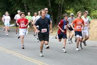 7755 Bill Burby 5k-10k race 2009