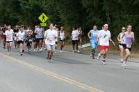 7757 Bill Burby 5k-10k race 2009