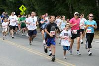 7760 Bill Burby 5k-10k race 2009