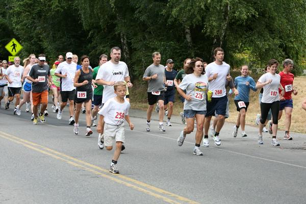 7761 Bill Burby 5k-10k race 2009