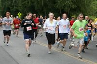 7765 Bill Burby 5k-10k race 2009