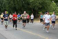 7767 Bill Burby 5k-10k race 2009