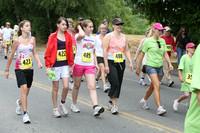 7780 Bill Burby 5k-10k race 2009