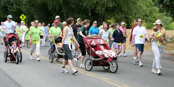 7783 Bill Burby 5k-10k race 2009