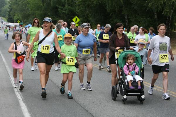 7786 Bill Burby 5k-10k race 2009