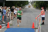 7801 Bill Burby 5k-10k race 2009