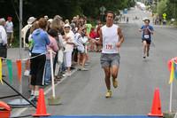 7805 Bill Burby 5k-10k race 2009