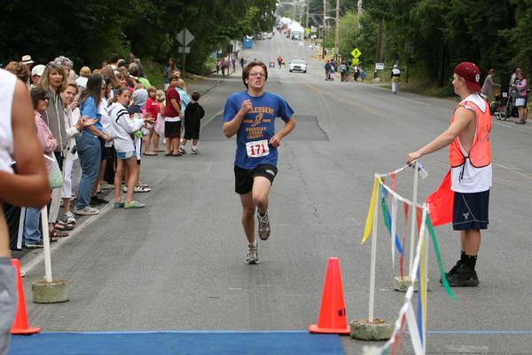 7806 Bill Burby 5k-10k race 2009