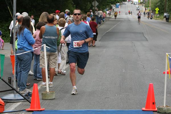 7822 Bill Burby 5k-10k race 2009