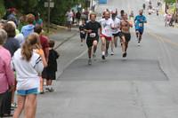 7833 Bill Burby 5k-10k race 2009