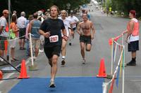 7837 Bill Burby 5k-10k race 2009
