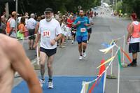 7838 Bill Burby 5k-10k race 2009