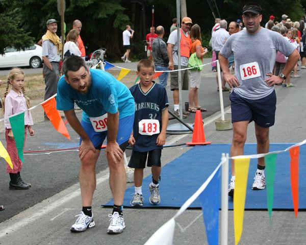 7842 Bill Burby 5k-10k race 2009