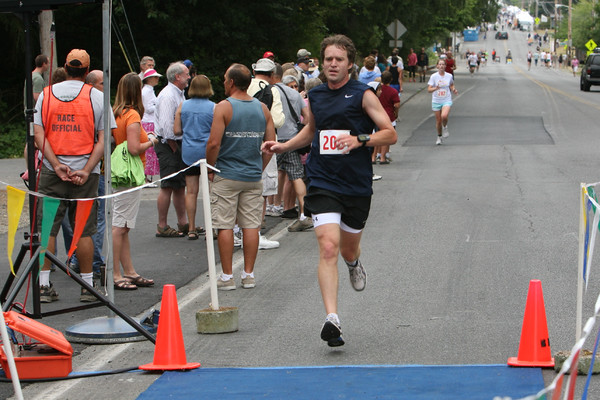 7844 Bill Burby 5k-10k race 2009
