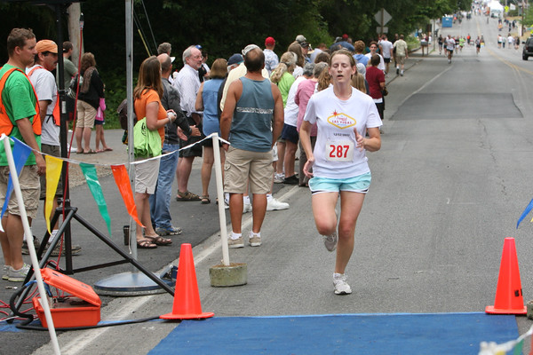 7845 Bill Burby 5k-10k race 2009