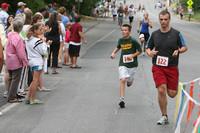7856 Bill Burby 5k-10k race 2009