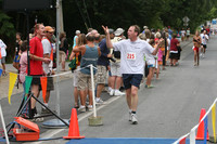 7861 Bill Burby 5k-10k race 2009