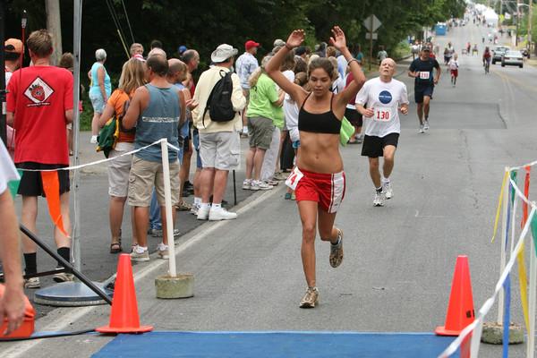 7862 Bill Burby 5k-10k race 2009