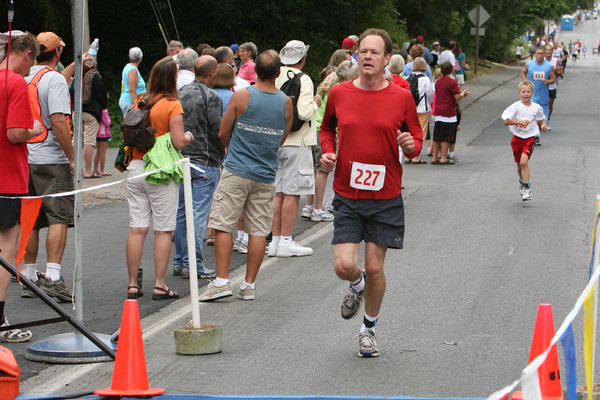 7865 Bill Burby 5k-10k race 2009