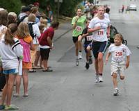7875 Bill Burby 5k-10k race 2009