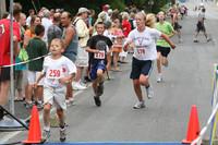 7878 Bill Burby 5k-10k race 2009