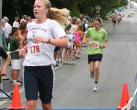 7880 Bill Burby 5k-10k race 2009