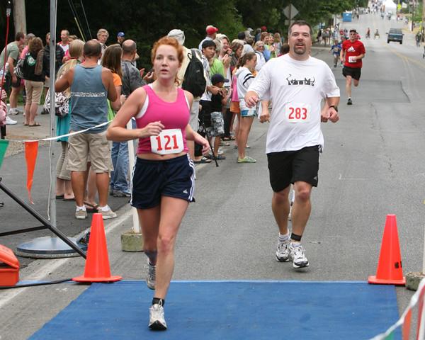 7882 Bill Burby 5k-10k race 2009