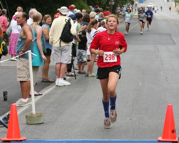 7893 Bill Burby 5k-10k race 2009