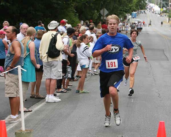 7894 Bill Burby 5k-10k race 2009