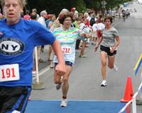 7895 Bill Burby 5k-10k race 2009