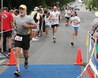 7898 Bill Burby 5k-10k race 2009