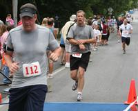 7904 Bill Burby 5k-10k race 2009
