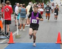 7918 Bill Burby 5k-10k race 2009